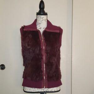 WILSON LEATHER vest